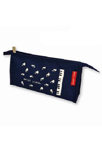 Pencil Case Petite Piano: Polyester