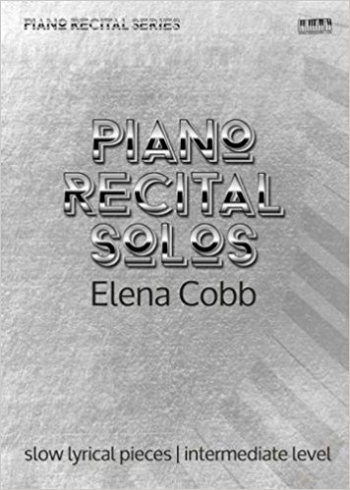 Piano Recital Solos Book 1 (Intermediate) (Cobb)