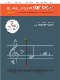The Novello Guide To Sight-Singing  (Allwood & Teague) SOUNDCHECK