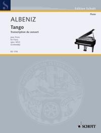 Tango Op.165/2 Piano (Schott)
