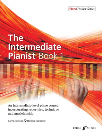 The Intermediate Pianist Book 1 (Marsall & Hammond)