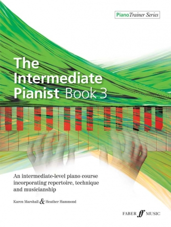 The Intermediate Pianist Book 3 (Marshall & Hammond)