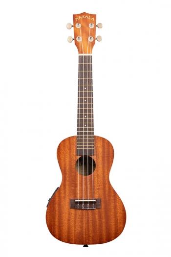 Makala MK-CE Electro Acoustic Concert Ukulele Agathis Satin