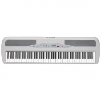 Korg Digital Piano With Stand: SP280 White