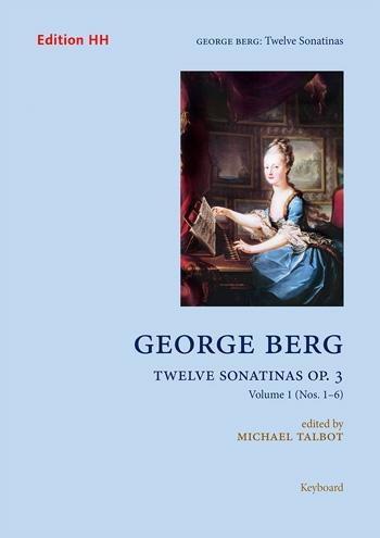12 Sonatinas Op3. Vol. 1: Nos. 1-6: Piano (edition HH)