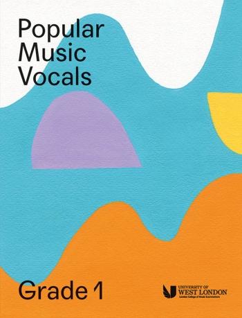 London College Of Music: Popular Music Vocals - Grade 1