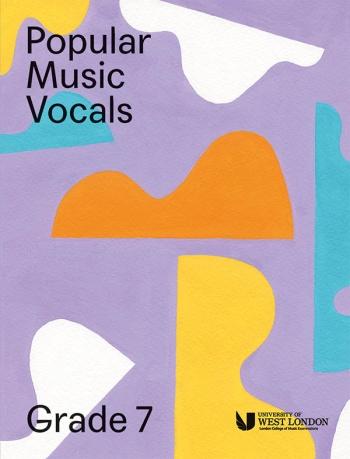 London College Of Music: Popular Music Vocals - Grade 7