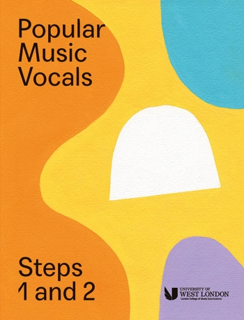 London College Of Music: Popular Music Vocals - Steps 1 & 2