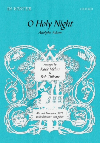 O Holy Night Vocal Alto & Tenor & SATB  Arranged By Katie Melua And Bob Chilcott
