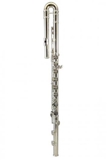Trevor James Performer Bass Flute