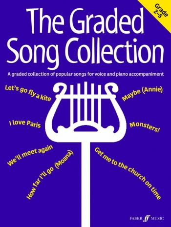 The Graded Song Collection (Grades 2-5) Piano & Voice (Faber)