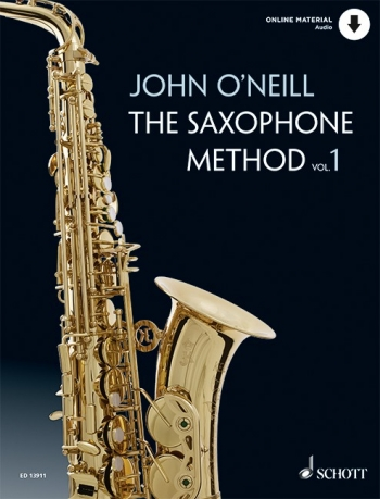 The Saxophone Method  Vol.1 (John O'Neill)