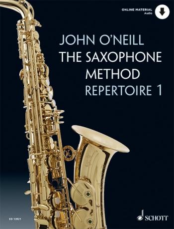 The Saxophone Method Repertoire 1 (John O'Neill)