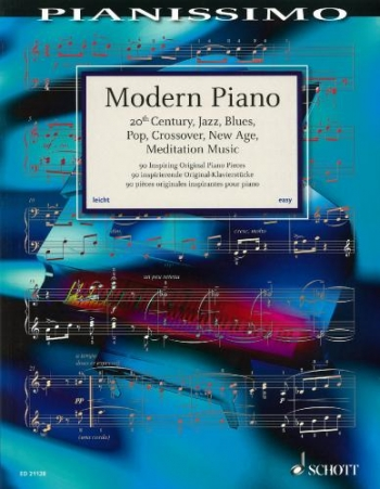 Pianissimo - Modern Piano: 20th Century, Jazz, Blues, Pop, Crossover, New Age, Meditation
