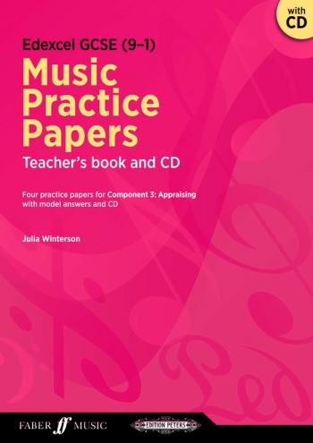 Edexcel GCSE Practice Papers Teacher's Book With CD