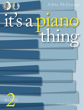It's A Piano Thing Book 2 Book & Cd ( McDonagh, Ailbhe)