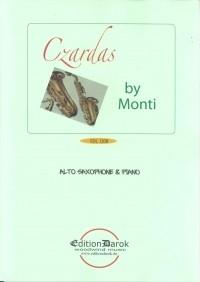Czardas For Alto Saxophone & Piano (Béla Kovács)