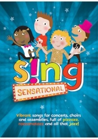 Sing Sensational: Book & Cds