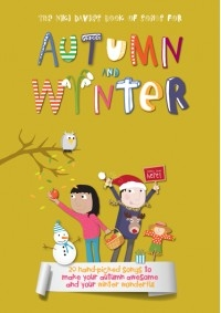 The Niki Davies Book Of Songs For Autumn And Winter Book & Cd
