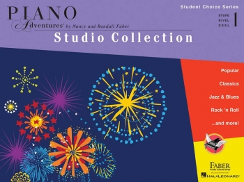 Piano Adventures: Student Choice Series: Studio Collection - Level 1