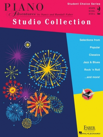 Piano Adventures: Student Choice Series: Studio Collection - Level 2