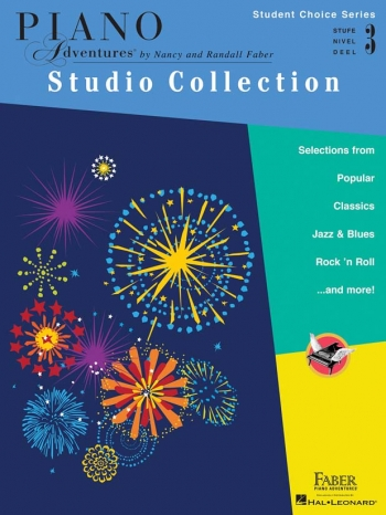 Piano Adventures: Student Choice Series: Studio Collection - Level 3