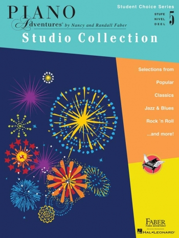 Piano Adventures: Student Choice Series: Studio Collection - Level 5