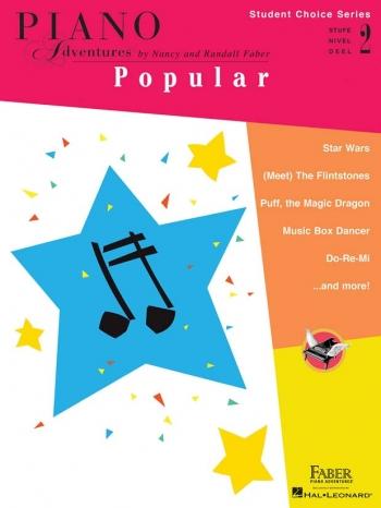Piano Adventures: Student Choice Series: Popular - Level 2