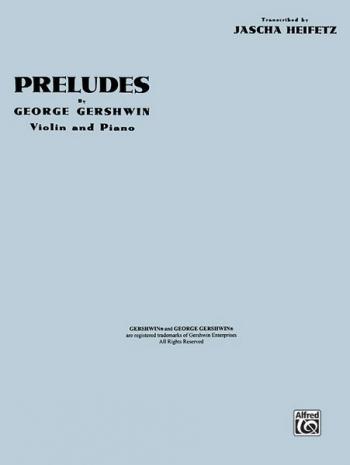 Preludes: Violin & Piano