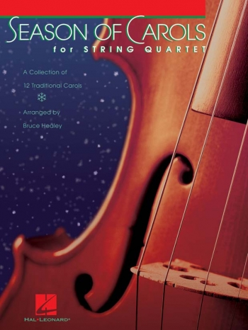 Season Of Carols: String Quartet: Score & Parts