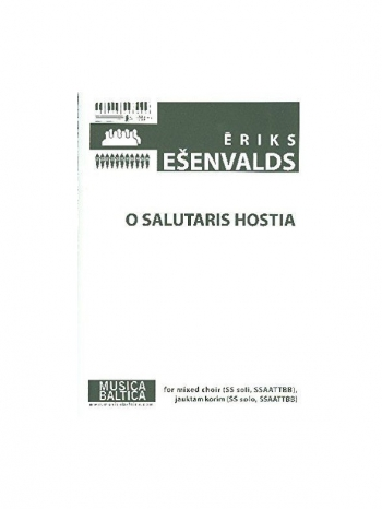 O Salutaris Hostia Mixed Voices (Peters)