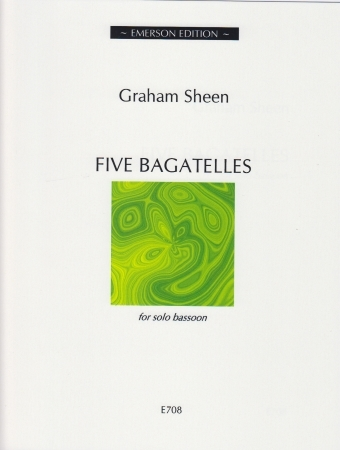 Five Bagatelles For Solo Bassoon