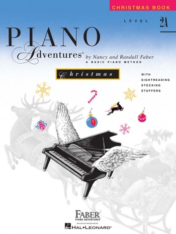 Piano Adventures: Christmas Book: Level 2A