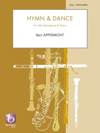 Hymn & Dance: Alto Saxophone & Piano