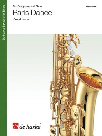 Paris Dance: Alto Saxophone & Piano