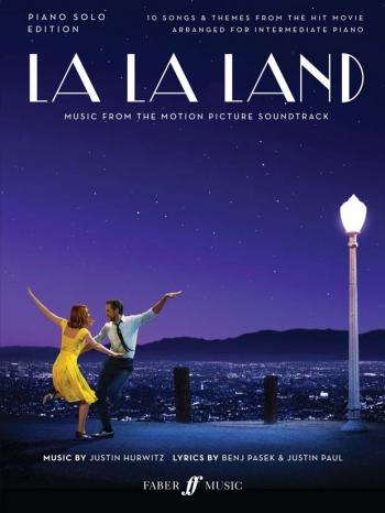 La La Land: Music From The Motion Picture Piano Solo
