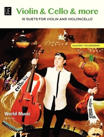 Violin & Cello & More For Violin And Violoncello (Igudesman)