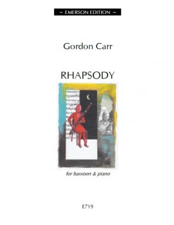 Rhapsody Bassoon & Piano (Emerson)