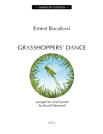 Grasshoppers Dance: Wind Quintet Arr Denwood