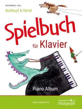 Spielbuch Fur Klavier: Piano Album