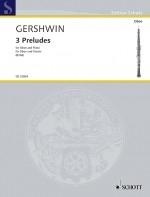 3 Preludes: Oboe & Piano
