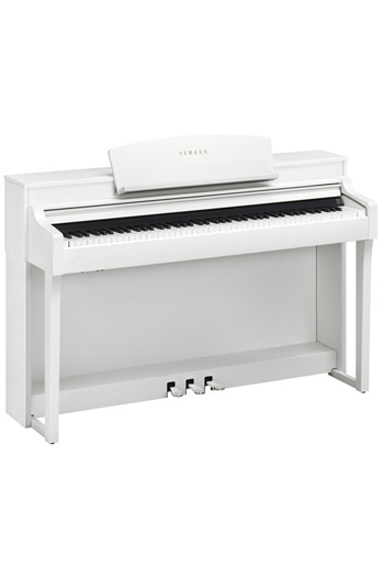 Yamaha CSP150 Clavinova Matt White Finish