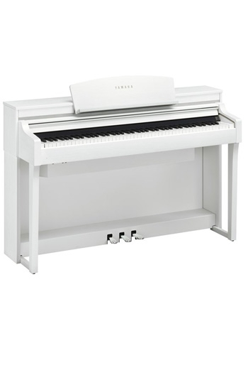 Yamaha CSP170 Clavinova Matt White Finish