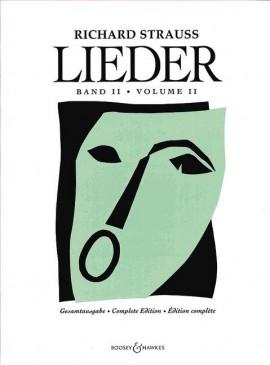 Leider Vol.2: Voice & Piano Opus 43 - Opus 68 (B&H)