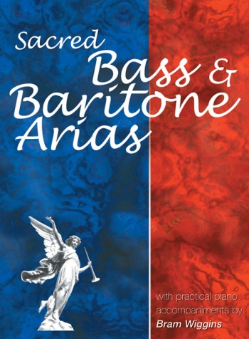 Sacred Bass And Baritone Arias (Bram Wiggins)l