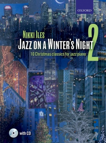 Jazz On A Winters Night Book 2: Piano Solo (Nikki Iles)