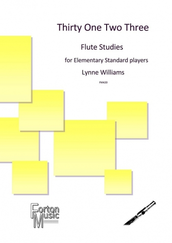 Thirty One Two Three Flute Studies: Flute