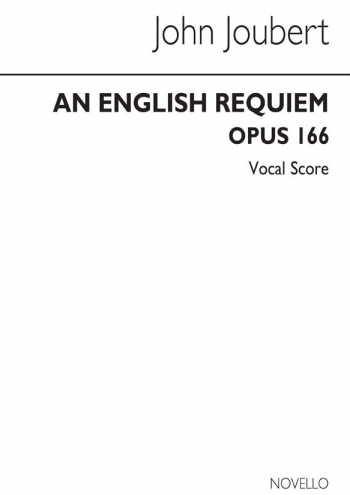 An English Requiem (Vocal Score) Archive Copy