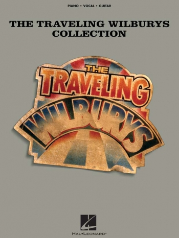 The Travelling Wilburys Piano Vocal Guitar