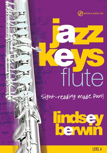 Jazz Keys Flute - Level 4 Sight-Reading (Berwin)